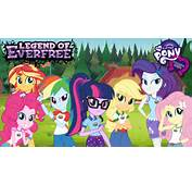 MLP  Equestria Girls Legend Of Everfree Ver 2 By 8BallGTA3 On