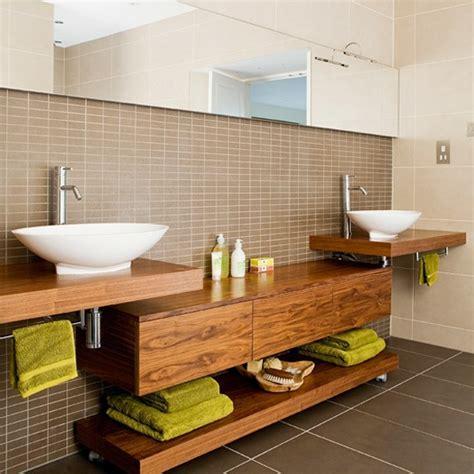 badezimmer holz modernes bad 70 coole badezimmer ideen