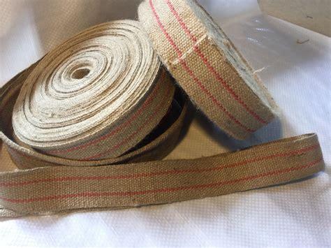 jute upholstery webbing premium upholstery jute webbing 32m x 50mm roll ebay