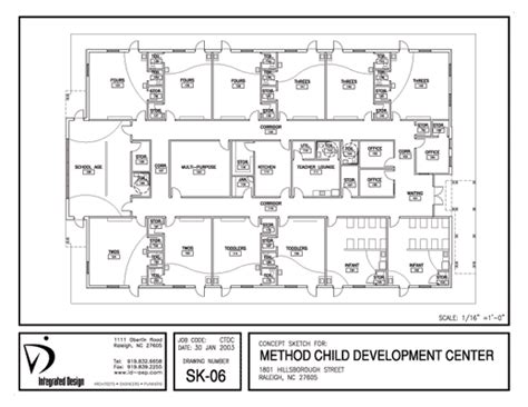 floor plan for child care center method childcare center to partner with capitol