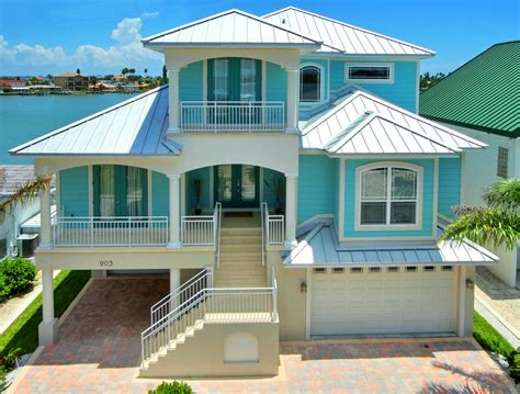 florida beach house plans i love this florida keys home the color scheme is perfect