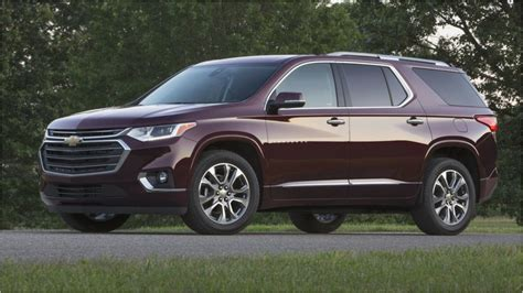 Chevrolet Dmax 2020 by 2020 Chevrolet Traverse Rs 2019 2020 Chevy
