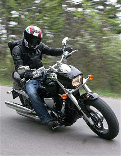 Ps Motorrad Bedeutung by Suzuki Intruder M800 Testbericht
