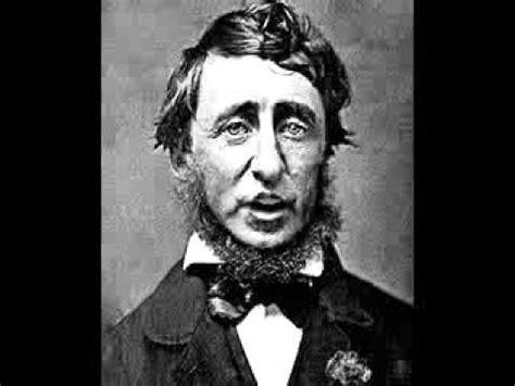 Civil Disobedience Thoreau