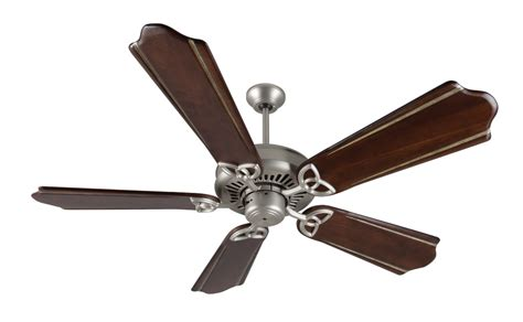 brushed nickel ceiling fan with white blades craftmade k10831 ceiling fan kit in brushed satin nickel