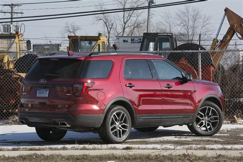 Towing Capacity Ford Explorer by 2015 Ford Explorer Sport Towing Capacity Html Autos Post