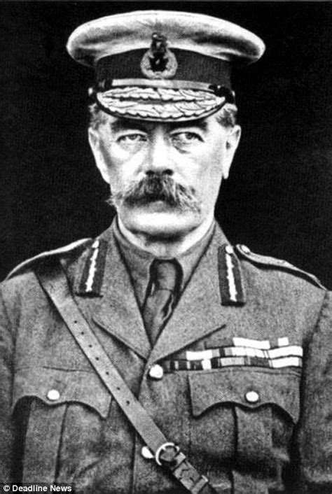 The underwater grave of Lord Kitchener and 736 other men
