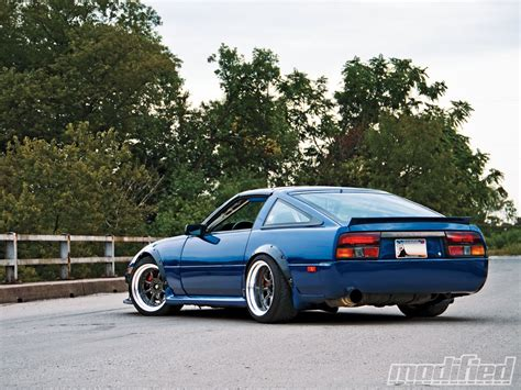 nissan datsun 1985 1985 nissan 300zx modified magazine