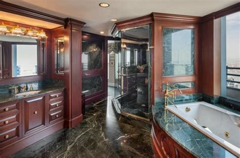 Most Expensive Bathroom An Octagon Shaped Penthouse Worth 100 Million Is Currently The Most Expensive Home For Sale In