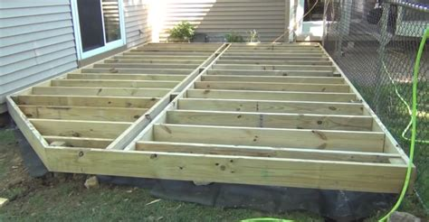 deck plans com ground level deck plans pictures to pin on pinterest