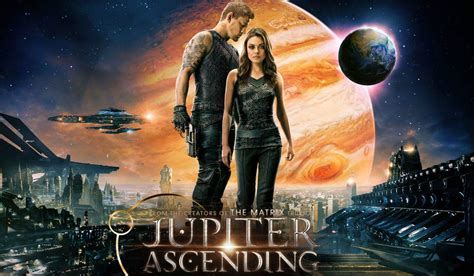 Film Jupiter Ascending | nerds of a feather flock together microreview film