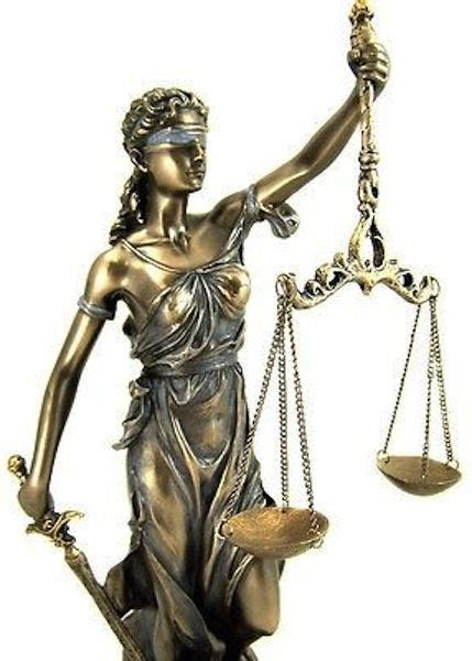 color of justice scales of justice lawyer statue attorney judge bar