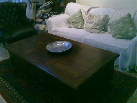 wetherlys coffee table for sale