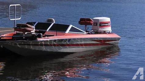 fish and ski boats for sale california 1981 18ft hydro sport fish ski bass boat for sale in
