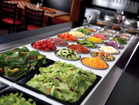 Best Buffet Salads Talbottstation Com Pizza Inn