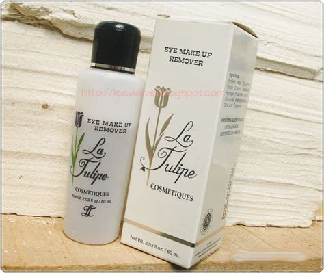 Makeup La Tulipe 1 Paket Indonesia By Via Han Review La