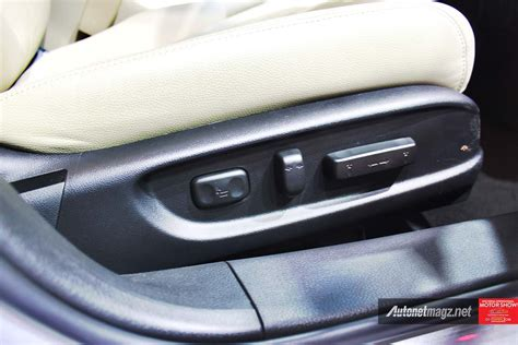 Jok Mobil Ex Singapore Electric Driver impression review honda accord facelift 2016 indonesia