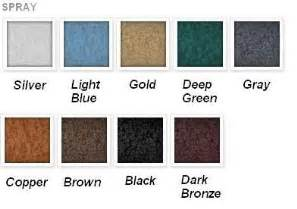 rust oleum hammered metal spray paint colors for the patio
