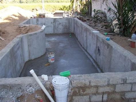 how to build a lap pool home built swimming pool building a swimming pool in