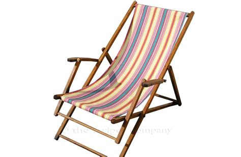 deck chairs vintage wooden deckchairs traditional
