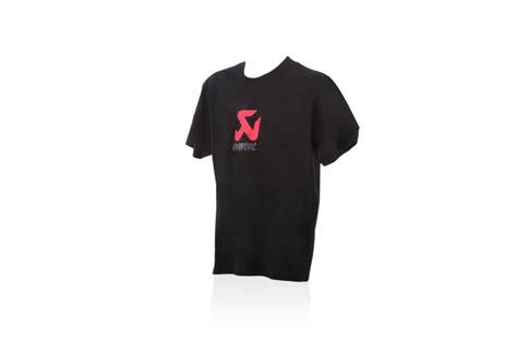 Tshirt Akrapovic Hitam akrapovic black t shirt