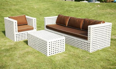 White Wicker Patio Furniture Sofa Jacshootblog White Outdoor Wicker Furniture