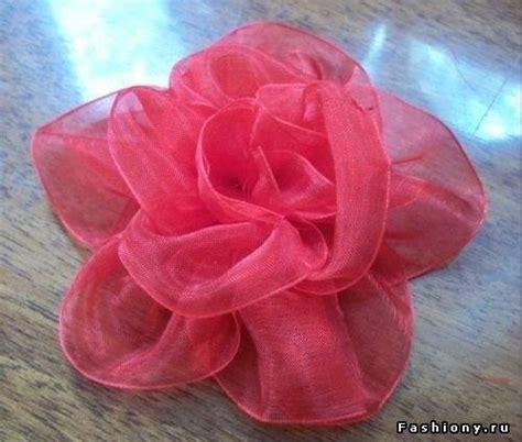 vomo hacer flores en cinta de agua como hacer flores en cintas imagui