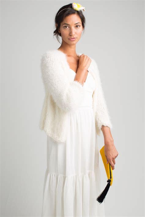 braut oberteil marryandbride knitted couture f 252 r die braut