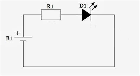 dioda led i rezystor dobor rezystora do diody led led rezystor kurs