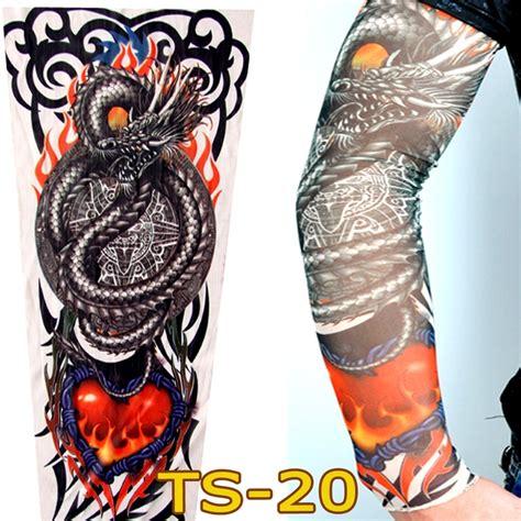 ts 118 2015 elastic fake temporary tattoo sleeve germany buy black totem tattoo stickers waterproof temporary