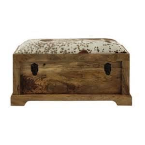 banc de rangement en bois ou teck maisons du monde