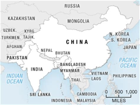 map of china and surrounding countries indians uneasy as china builds ports nearby npr