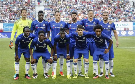 libro official chelsea football club wac rz pellets v chelsea friendly match zimbio