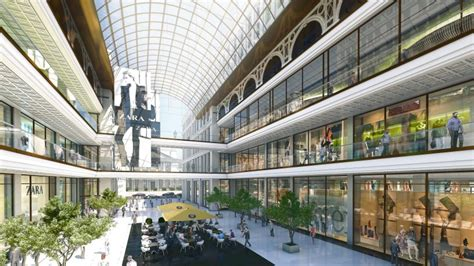 Home Design Shopping App so sieht die quot mall of berlin quot am leipziger platz aus