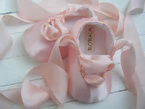 Shabby Chic Baby Clothes by Pink Ballet Shoes Baby Ballet Shoes Flatsflower By