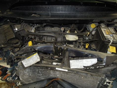 2005 Chrysler Town And Country Radiator by 2005 Chrysler Town Country Radiator Overflow Bottle