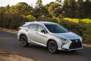 2016 lexus rx detailed in the us through 137 new photos