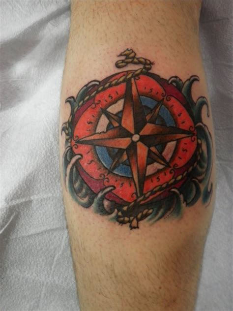 compass tattoo significance compass tattoos designs ideas and meaning tattoos for you