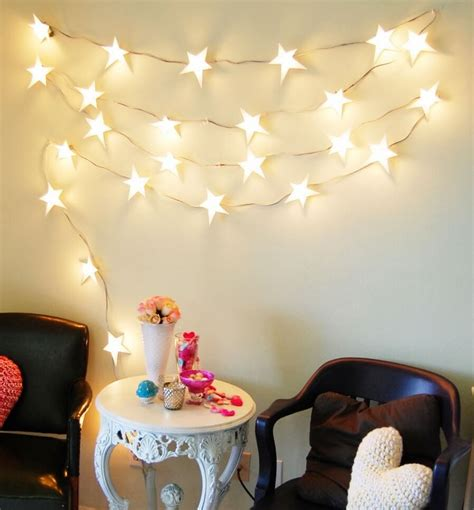 star string lights for bedroom 34 girls room decor ideas to change the feel of the room