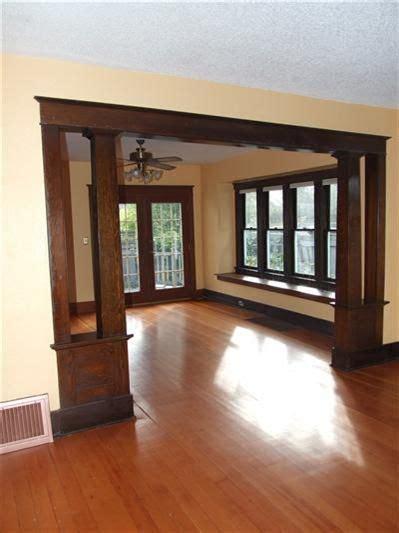 craftsman trim ontario park bungalow blog interior 32 best family room addition images on pinterest home