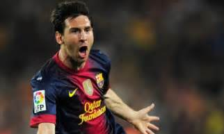 Messi has been named the world s best footballer in the guardian s top