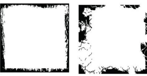 cornici con photoshop cornici per foto grunge vector misc vettoriali gratis