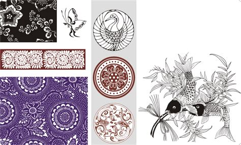 japanese ornament japanese ornaments and designs vector images on cd or by