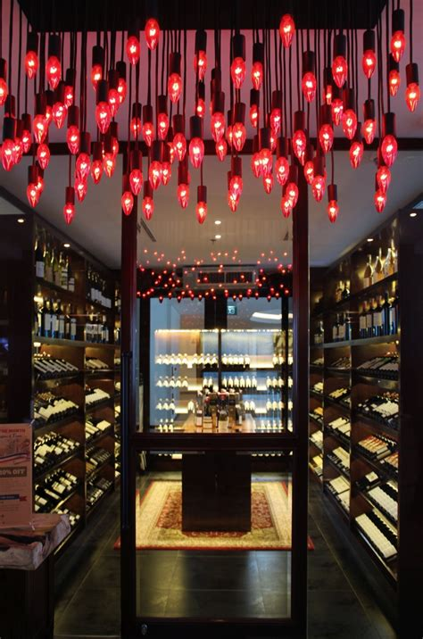 plus design jakarta indonesia grand cru wine lounge by portfolio architectural lifestyle
