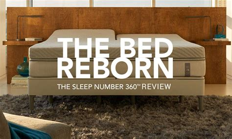 best smart bed sleep number 360 smart bed review take your sleep to the