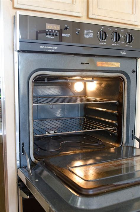 how to clean a home how to clean an oven with baking soda vinegar kitchn