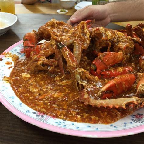 Singlong Chilli Crab Sauce Halal halal chilli crab by jazreel soh burpple