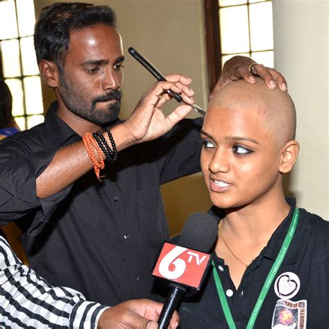 new indian women headshave why are women in chennai shaving their heads rediff