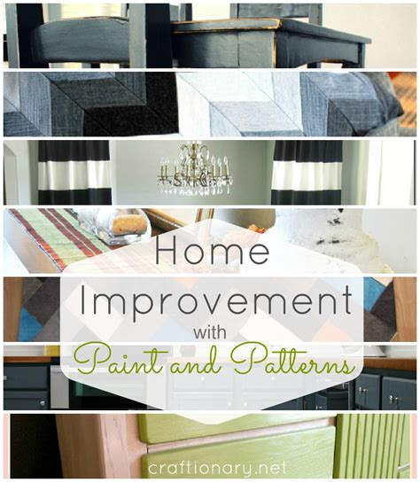 Home Improvement Ideas | craftionary