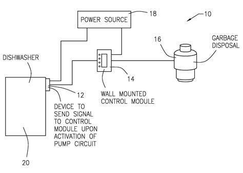garbage disposal wiring diagram wiring garbage disposal